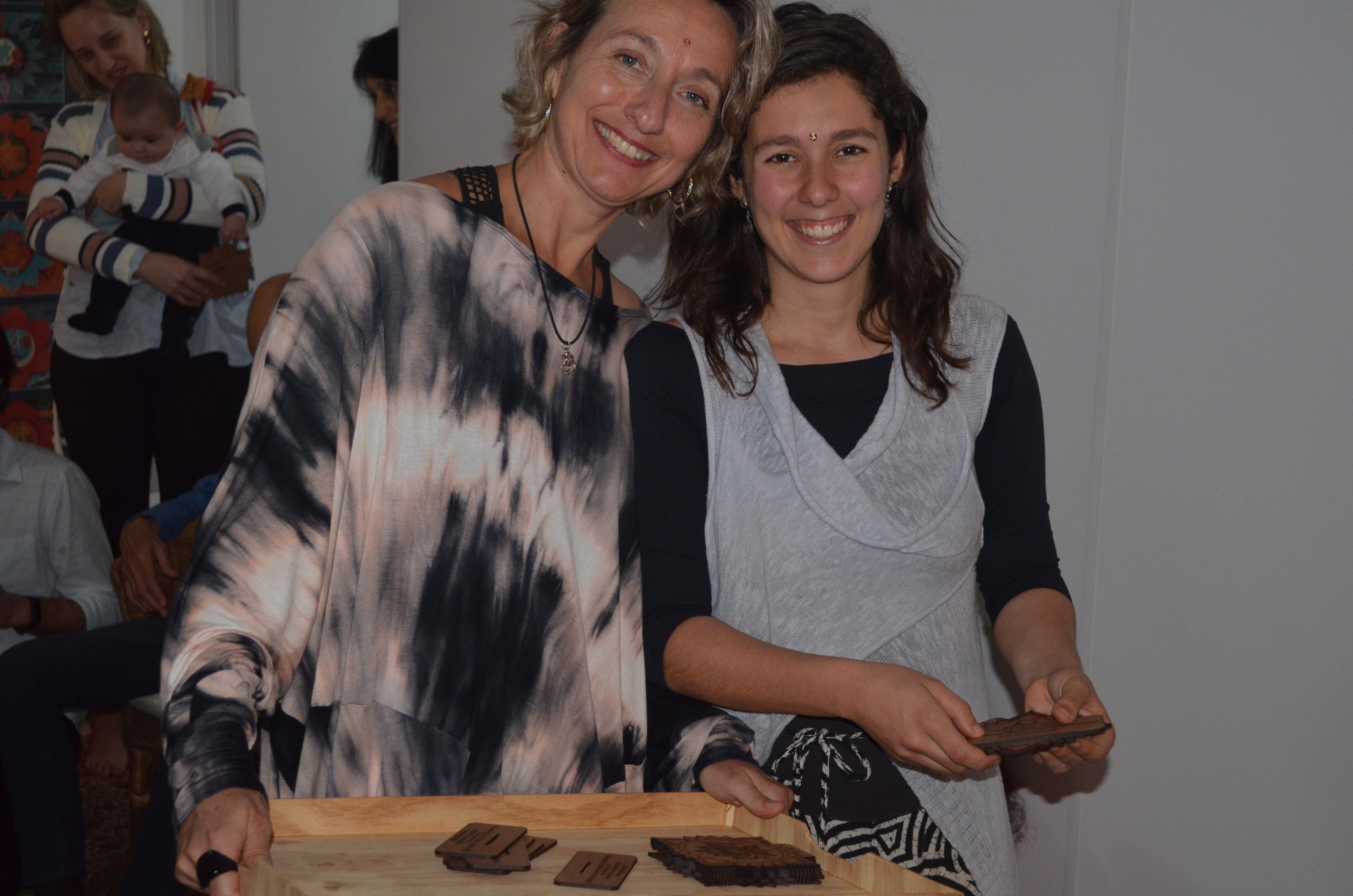 Simone e Julia