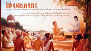 O Sentido da palavra Upanisad