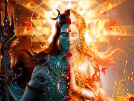 Shiva Prakasha e Shakti Vimarsha