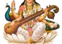 Sarasvati – Mitologia Hindu