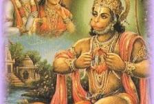 Hanuman – o deus macaco