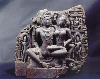 Shiva e Parvati – Mitologia Hindu