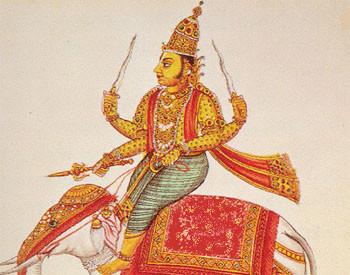 A vaidade de Indra