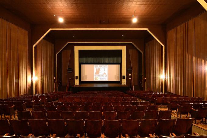 Leavitt Theatre, Ogunquit ME