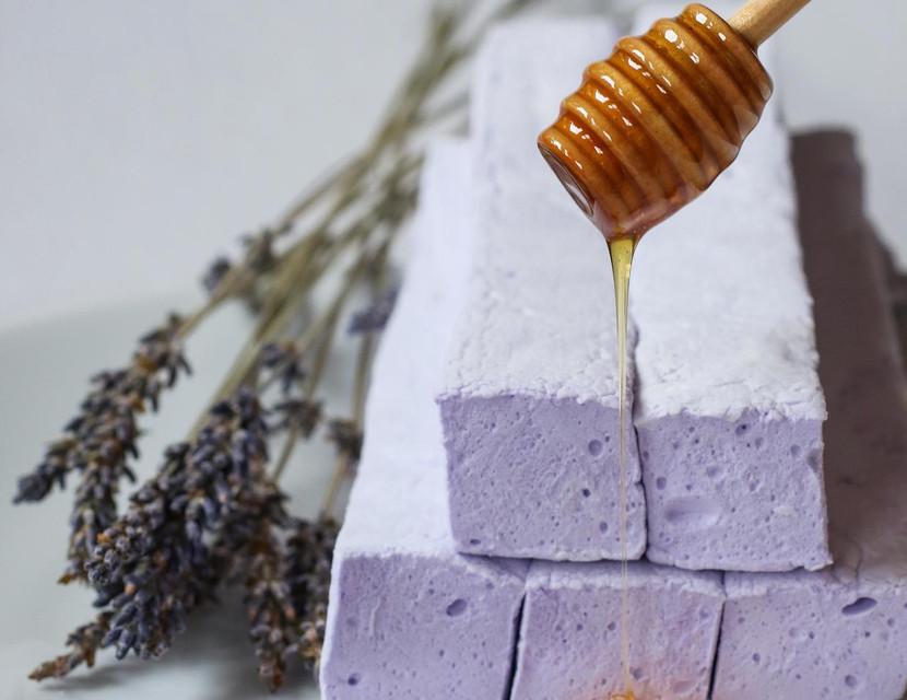 Lavender Guimauve