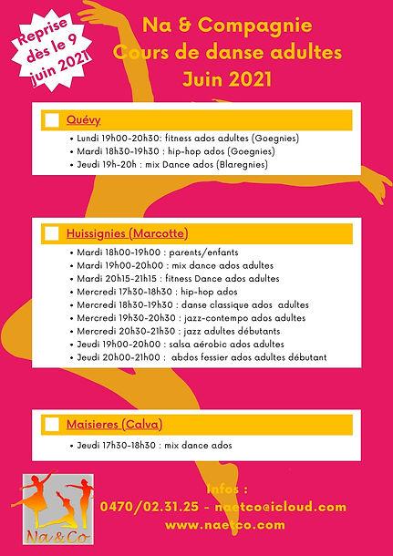 Poster liste précautions Covid19 rose.jp