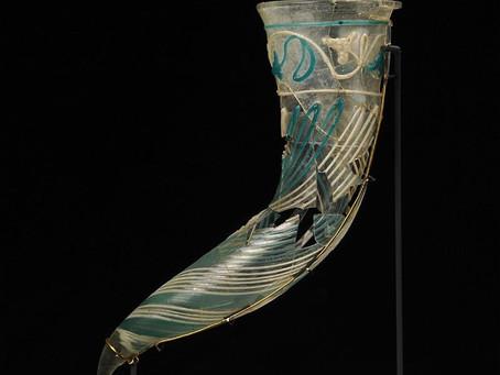 Glashornet från Östra Varv