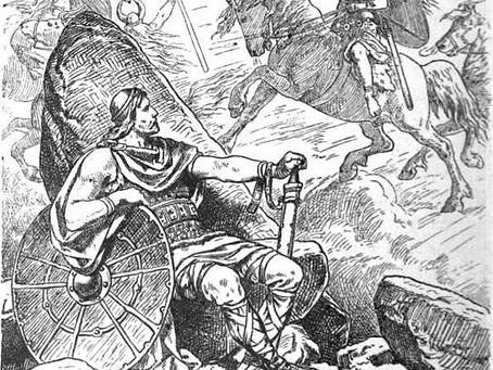 Ylfingarna och Legenden om Helge Hundingsbane