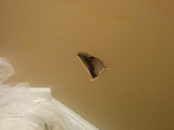 So you think drywall repair is boring?