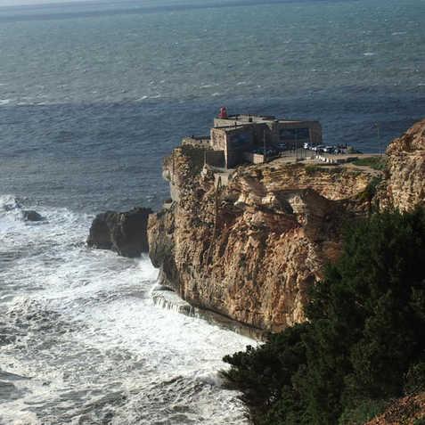 Forte São Miguel Arcanjo | Nazaré