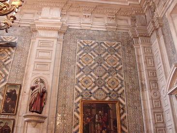 Azulejos,_Igreja_Sé-Velha_Igreja_das_Rel