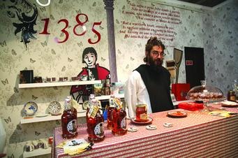 GRUPO GALA lança licor conventual para contar histórias de Alcobaça