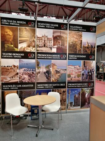 GRUPO GALA promove o melhor da Península na TUREXPO GALICIA
