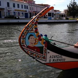 MOLICEIRO DE AVEIRO CALE DE OIRO -  AVEIRO