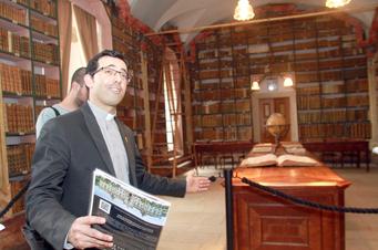 Grupo Gala convida para visitas ao Seminário Maior de Coimbra