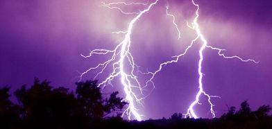 simulation d'orage en modélisme