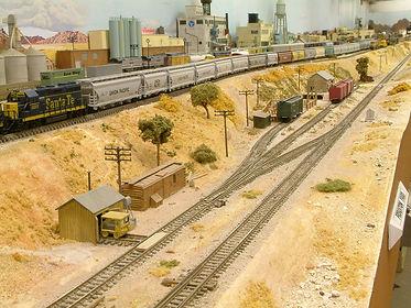 Décors ferroviaires miniature modélisme