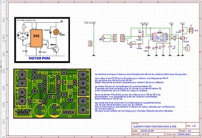 logiciel PCB ; Templot ; EasyEDA
