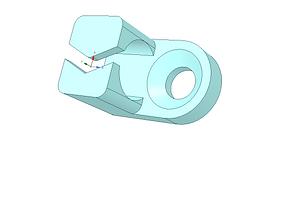 Support petits fils 3D