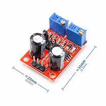 NE555-Pulse-Frequenc-Adjustable-Generato