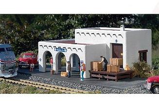 petite gare Santa Fe impression 3D