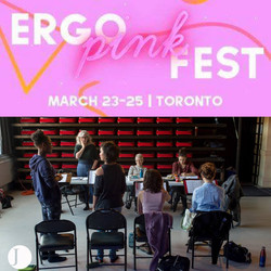 The Next Mary at Ergo Pink Fest