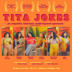 Tita Jokes at Second City JCB Series