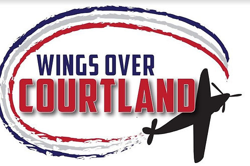 T-SHIRT:WINGS OVER COURTLAND