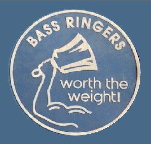 Bass Ringer Decal