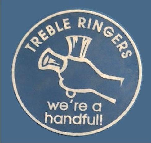 Treble Ringer Decal