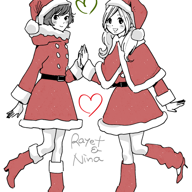 メリークリスマス女子(地球編)