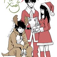 メリークリスマス大人(地球編)