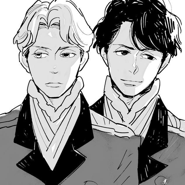 若ーテオと若バルム