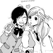韻子&ニーナwith祐太朗&希咲