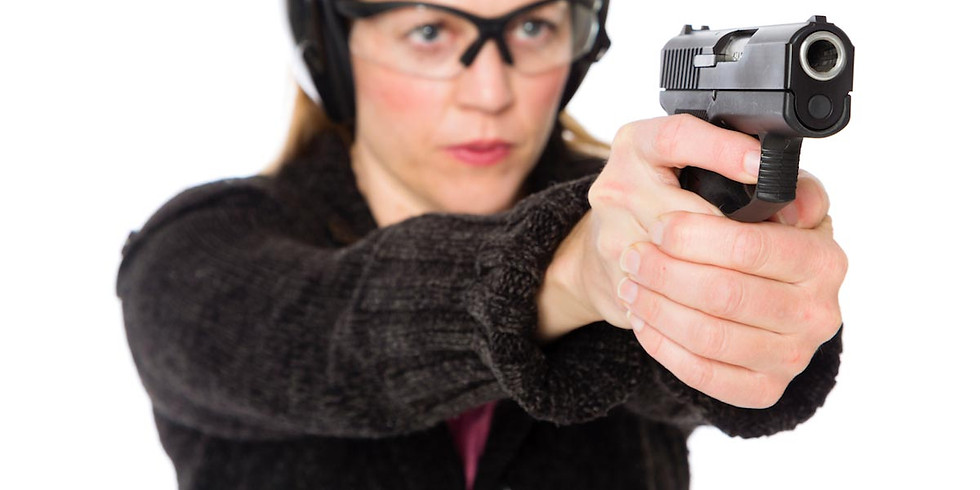 LADIES ONLY License to Carry Course (Formerly CHL Course)