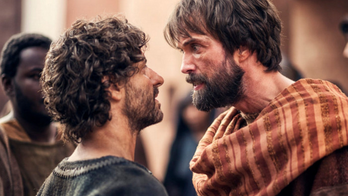 Textbook Gospel Confrontation - Galatians 2:11-16, Sunday School February 4th & 11th