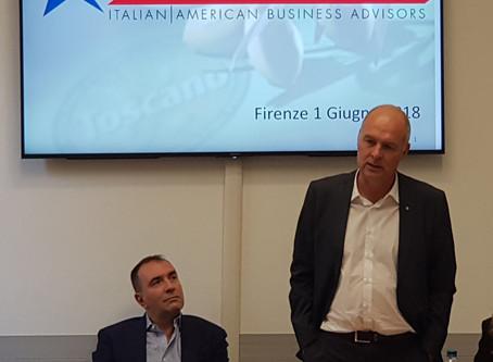 1 Giugno a Firenze Convegno del Consorzio per la Tutela Olio Toscano IGP sul tema Esportazioni negli