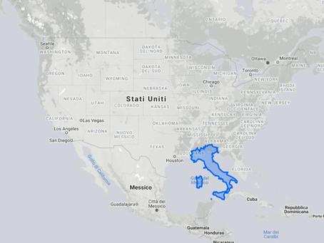 Logistica Negli USA...
