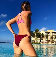 HipSea Swimwear-BurgundyVolleyballBikini