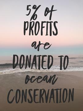 HipSea Swimwear-Profits Donated to Ocean