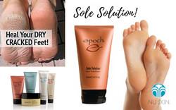 NuSkin LOV Products-Sole Best Foot Lotio