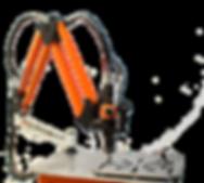 M5-M24 Hidrolik Kılavuz Çekme Makinası
