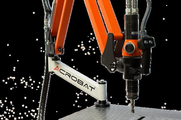 Acrobat Hydraulic Tapping Machine