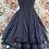 Thumbnail: 55687 Black Corset Dress