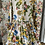 Thumbnail: 55619 Ewa Powder Flower Layered Dress