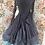 Thumbnail: 55679 Black Lace and Organdy Ballet Dress
