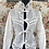 Thumbnail: 44801 Voille And Lace Tie Front Jacket Shirt
