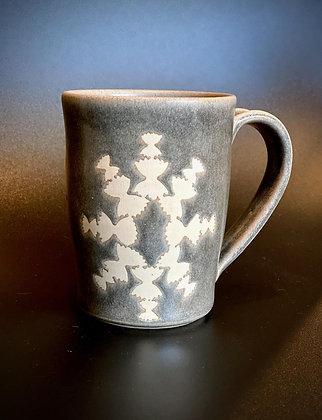 Farfalle Snowflake Mug