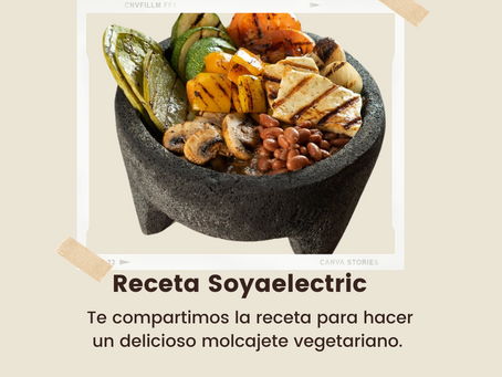 Molcajete Vegetariano