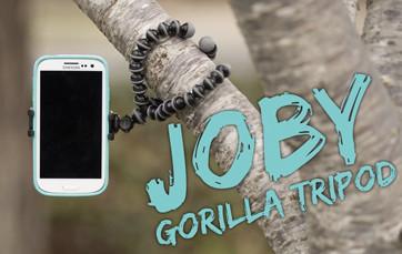 Joby Gorilla Phone Tripod